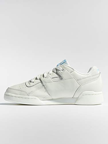 Reebok W Pack Blanc Archive Workout Plus chaussures nn0TxS