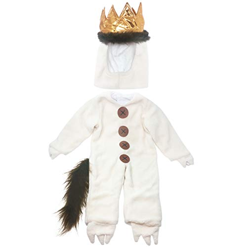 Off the Wall Toys Infant and Toddler Wild Thing Max Costume (4 Years) -