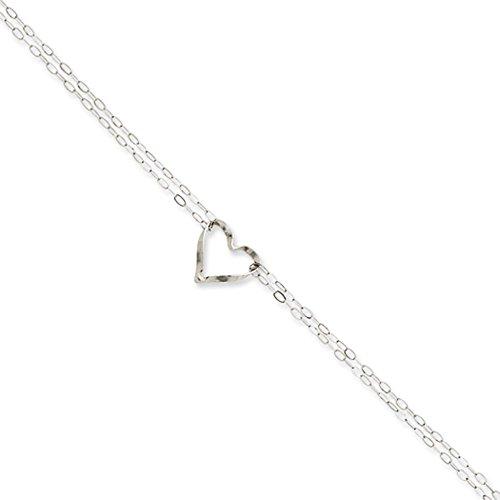 Black Bow Jewelry 14k White Go