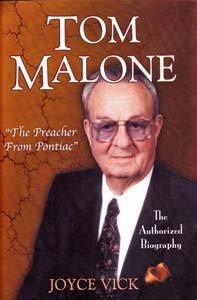 Tom Malone : The Clergyman From Pontiac