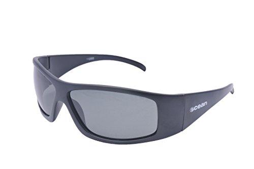 Sunglasses Lentes Ahumadas Montura Negro 0 Mate polarizadas Ocean Sol Gafas de California 11200 zBzdqR