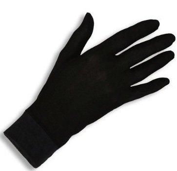 Jasmine Silk Seide Handschuhe Silk glove Innenhandschuh Unterziehhandschuh (Small)