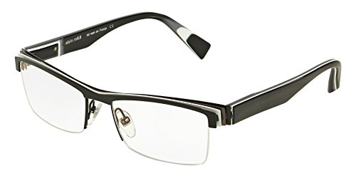 ea28779e9b Image Unavailable. Image not available for. Color  Alain Mikli A02001  Eyeglasses ...