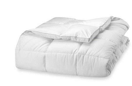 Claritin Ultimate Allergen Barrier Down Alt Comforter (King) ()