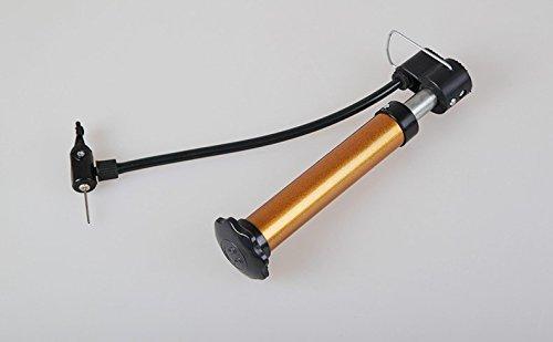 1Pcs Portable High Volumn Bicycle Pump Road Bike Mountain Bike Cycling Tire Pump Review