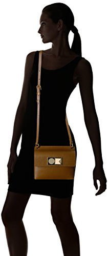 Kiely Orla Nutmeg Bag Textured Robin Leather 6xS0q6PU8w