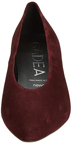ante 41142 Rojo De Zapatos Gadea Para Mujer Tacón Con Cerrada Punta Rioja TBqSxwvRxA
