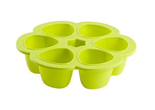 Beaba Silicone Multiportions Baby Food Tray