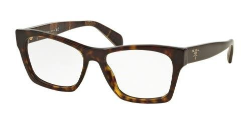 Eyeglasses Prada PR 22SV 2AU1O1 HAVANA