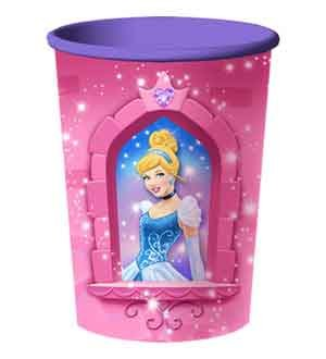 Disney Very Important Princess Dream Party 16 oz Souvenir Cups 12 Pack