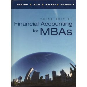 Financial Accounting for MBAs, 3rd Edition