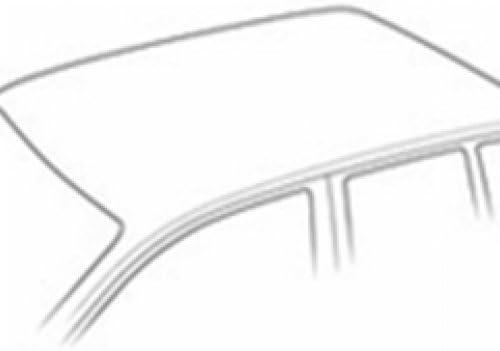 E60 / /4/Portes Barres De Toit 90114060/pour BMW S/érie 5/ / Niveau arri/ère s/érie 5 //à partir de lann/ée de Construction 07//2003//à 02//2010/avec Toit Normal