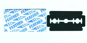 Feather Double Edge Blade, 500/bx