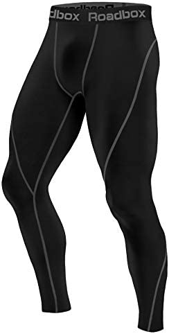 Roadbox Compression Pants Tights Leggings product image