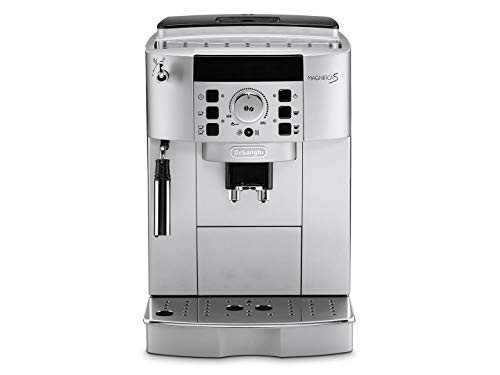 DeLonghi ECAM22110SB Compact Automatic Cappuccino, Latte and Espresso Machine (Certified Refurbished)