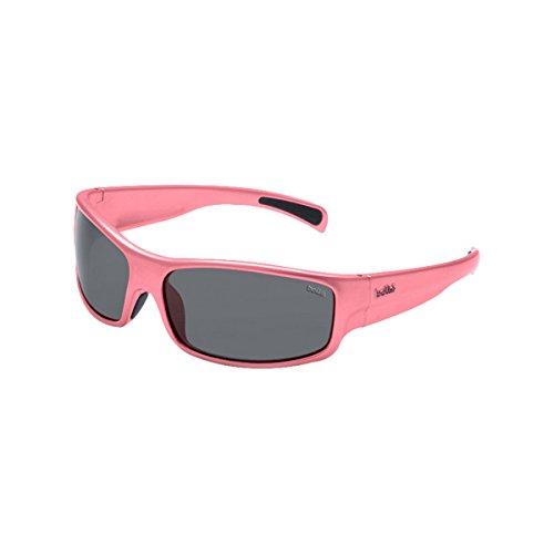 Bolle Piranha Jr. Shiny Pink - Childrens Bolle Sunglasses