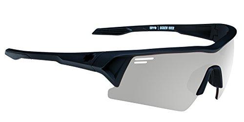 (Spy Optic Screw Over Matte Black Wrap, 126 mm)