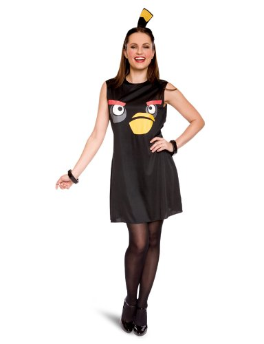 Paper Magic Women's Angry Sassy Black Bird Costume-1 - http://coolthings.us
