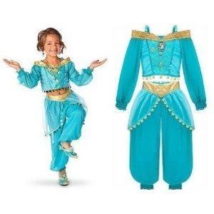 Disney Princess Jasmine Costume for Girls - Pick size XS [ 4 ] or Large L  sc 1 st  Amazon.com & Amazon.com: Disney Princess Jasmine Costume for Girls - Pick size XS ...
