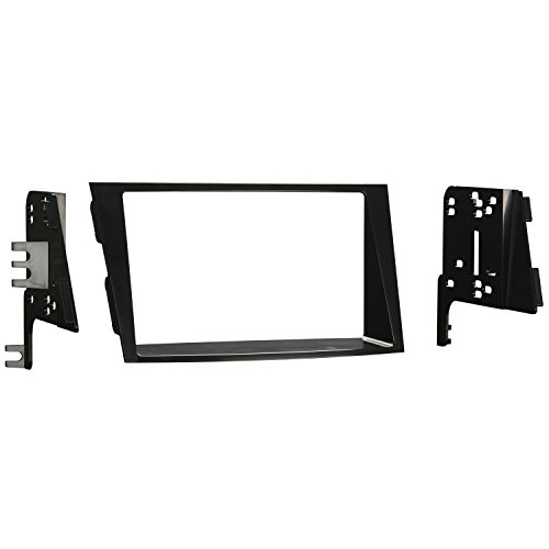 Metra 95-8903B Double DIN Installation Dash Kit for 2010 Subaru Legacy and Outback