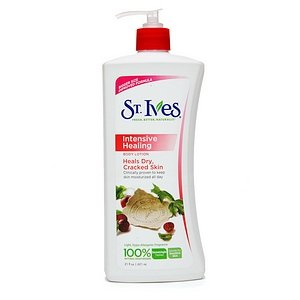 Intensive Healing Body Moisturizer by St. Ives for Unisex -