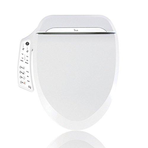 Inus Uspa DSB-5420 Toilet Bidet Toilet Seat 220v 2 Nozzle, C