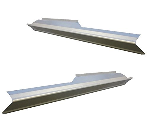 - Motor City Sheet Metal - Works With 1997 1998 1999 2000-2003 Ford F-150 EXTENDED CAB OUTER ROCKER PANELS New-1PAIR