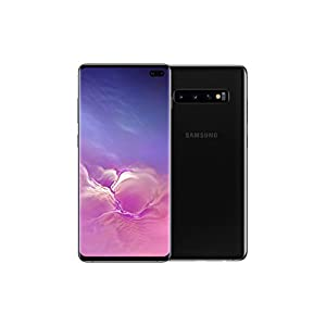 Samsung Galaxy S10+ Smartphone, 128GB, Display 6.4″, Dual SIM, Nero