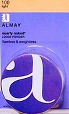 Almay Nearly Naked Loose Powder 100 Light