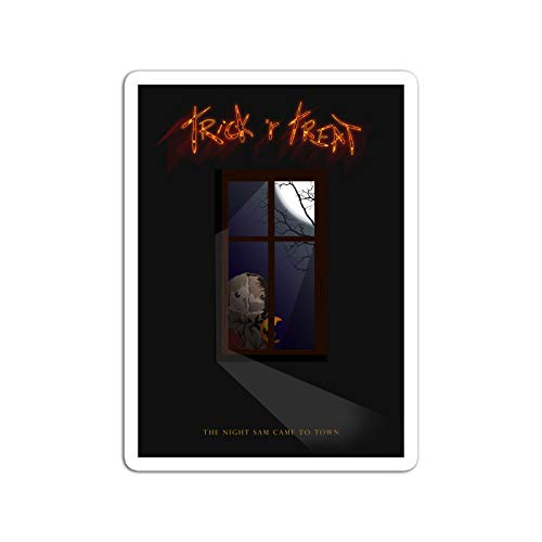 KoutYukshop Sticker Motion Picture Trick R Treat Movies Video Film (3