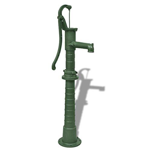 Schwengelpumpe Handschwengel Pumpe Gartenpumpe + Ständer