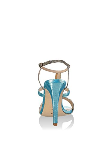 CAFèNOIR Lc002 - Sandalias de tacón Mujer Turquesa