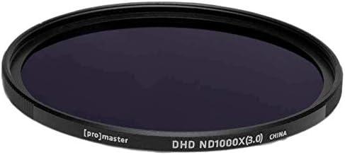 ProMaster ND1000x (3.0) 10ストップ 62mm ニュートラル(密度) デジタル HD