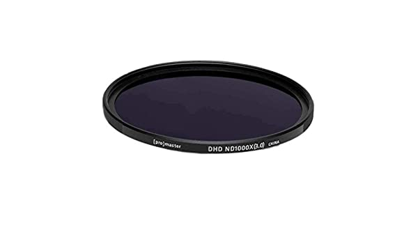 3.0 10 Stop 49mm Neutral Density Digital HD ProMaster ND1000x