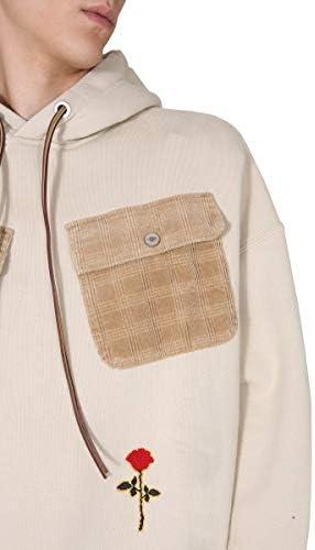 Palm Angels Luxury Fashion Herren PMBB086E20FLE0016125 Beige Baumwolle Sweatshirt | Herbst Winter 20