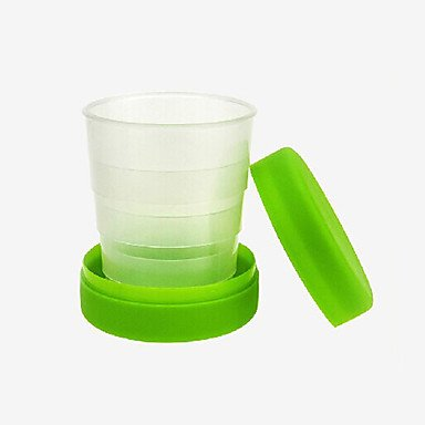 QINF Multi-function Lovely Magic Folding Cups(Random Color)