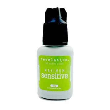 Maximum Sensitive Eyelash Extension Glue- 10g By Revelation  Medical  Grade