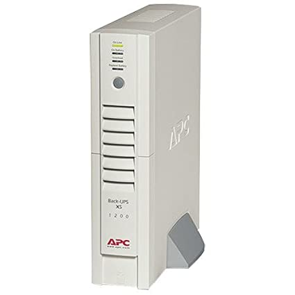 Amazon.com: APC Back UPS XS1200: Electronics on