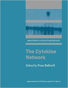 Book The Cytokine Network