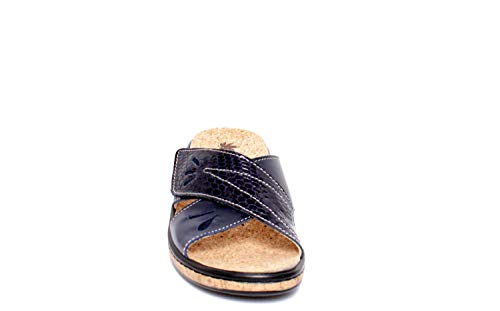 Susimoda Pantofola Pantofola Donna Susimoda Pelle Pelle Donna 5qS4E4