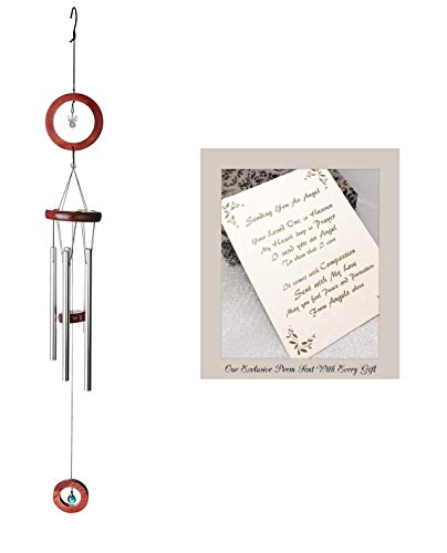 Send You an Angel Sympathy Gift Wind Chime to Send for Funeral Or Memorial When Someone Loses A Loved One