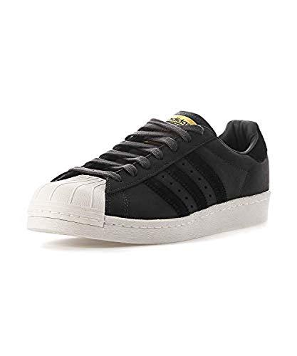 Adidas Hombre Negro Superstar Zapatillas para wAawrqpn