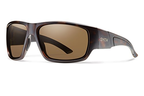 Smith Optics Dragstrip Sunglass with Brown Carbonic TLT Lenses, Matte - Optics Tlt
