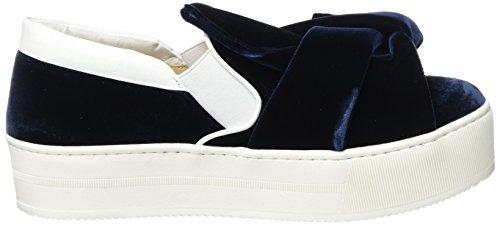 N ° 21 Dame 8413,3 Sneaker Blau (oceano)