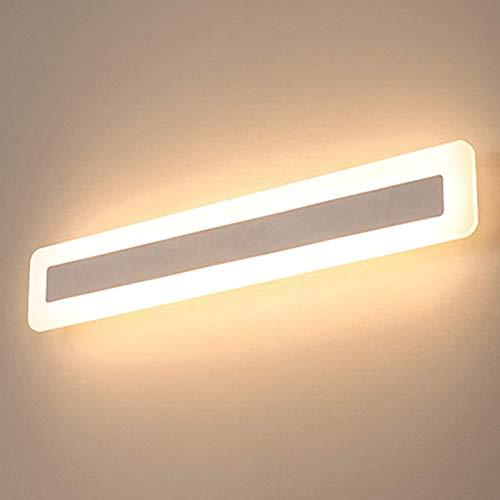 Yafido LED 14W badkamerlamp 900Lumen 40CM 230V 3000K IP44 spiegellamp badkamerlamp spiegellamp warmwit…