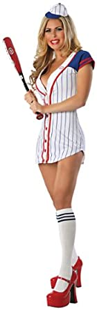 Homerun Hottie Costume