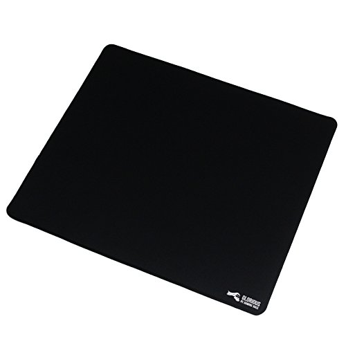 "Glorious XL Gaming Mouse Mat / Pad - Large, Stitched Edges - 2-3mm Mousepad | 16""x18"" (G-XL)"
