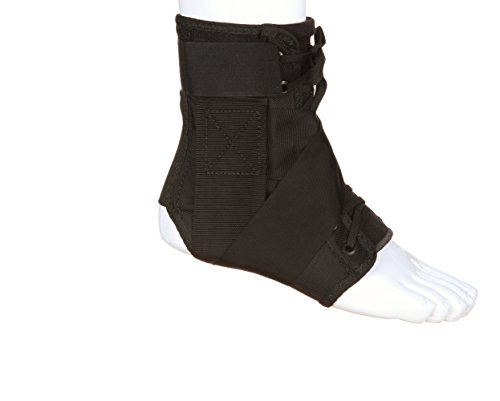 medi Lace-Up Figure 8 Ankle Brace Best for sprains, strains, Injuries