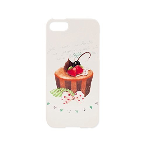 [Happymori] Design Case_PC Case Le Petit Bonbon Phone Carrying Case for iPhone 5 / Galaxy S4 / Galaxy Note 3 (3 Types) (Iphone Happymori 5)