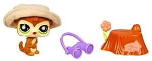 Hasbro 89634 - Figura de mangosta con accesorios